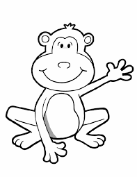 Small Picture Animal coloring pages for kids Cute kitten