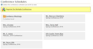 Myconferencetime Online Parent Teacher Conference Scheduling
