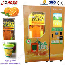 Orange Juice Vending Machine Price