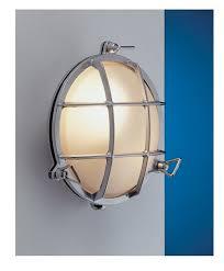 Chrome Bulkhead Light Chrome Round Bulkhead Marine Light Round Chrome Bulkhead
