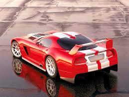 2000 Dodge Viper GTS-R Concept - Concepts