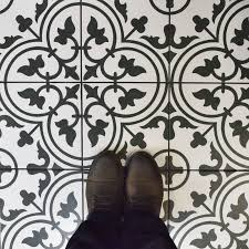 Black And White Pattern Tile Fascinating Tile Patterns The Tile Home Guide