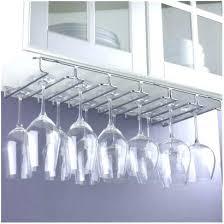 wine glass rack ikea. Stemware Rack Ikea Wine Glass Cabinet Enthusiast Hanging Metal Under K