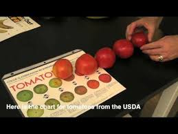 Tomato Color Chart How To Use A Color Chart To Increase Market Value