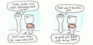 bathroom puns. Bathroom Puns Custom Toilet Inspiration C
