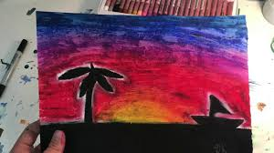 Oil pastels are a medium that fall somewhere between drawing and painting. Review Cray Pa Expressionist Oil Pastels Youtube