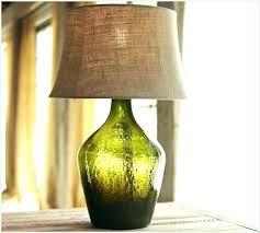 green glass lamp green glass table lamp green glass lamps green glass table lamp blue a