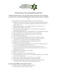 duties hotel housekeeping job housekeeping job description sample duties hotel housekeeping job housekeeping job description sample