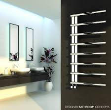 heated towel rails for bathrooms uk. celico designer stainless steel dual fuel heated towel rails - main image for bathrooms uk c
