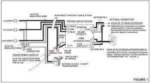 my nutone model lb 55 melody musical chime doesnt chime Nutone Door Chime Wiring Diagram Nutone Door Chime Wiring Diagram #52 NuTone La501cy-1 Doorbell Wiring Diagrams