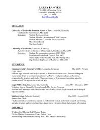 Resume Format For Doctor