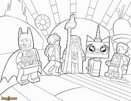 Unikitty Lord Vitruvius And Friends Coloring