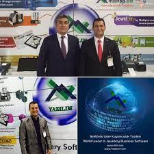 ML Bilgisayar Yazılım - Merhaba Değerli Kuyumculuk Sektörü Mensubu  Dostumuz, M&L YAZILIM 25 yılı aşkın Tecrübesi ile 2019 da bir çok  Yeniliklerle Karşınıza Çıkıyor.. 21-24 Mart 2019 Arası İstanbul Cnr  Kuyumculuk Fuarında