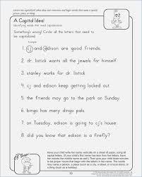 Main Idea First Grade Worksheets – careless.me