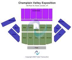 Champlain Valley Fair Concert Seating Chart Cheap Champlain Valley Expo Tickets
