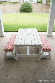 Kid s Picnic Table Makeover