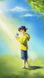 Cute Anime Boy Wallpaper For Phone Free ...