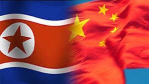 Image result for کره شمالی به چین