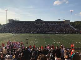 Photos Of The Western Michigan Broncos At Waldo Stadium