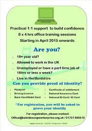 bridge office work skills and mentoring training  bridge office work skills poster 30 2015 2
