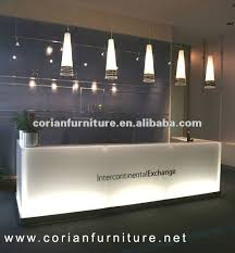 yellow office worktop marble office furniture corian. ct136 new design led backlit corian reception desk 800010000 counteroffice yellow office worktop marble furniture t