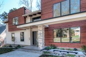 Stucco And Brick Ranch Homes A 2 Story Modern Home Both