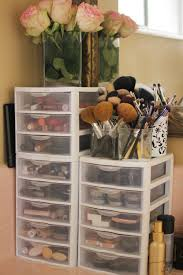 Outstanding Make Up Storage Solutions 13 For Your Interior Decor Design  with Make Up Storage Solutions