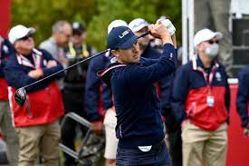 anticipating Ryder Cup triumph ...
