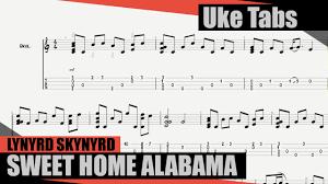 Sweet Home Alabama Live Tab