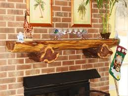 rustic fireplace mantels. Rustic Fireplace Mantels With Brick And Wall Art Plus Plants Also Black Armchair For Interior