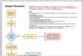 excel flow chart flow chart template excel flow chart flow chart excel