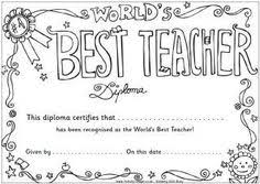 Teacher Appreciation Coloring Pages 18508