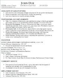 Resume Qualifications Gorgeous Professional Skills Examples Skill List For Resume Good Skills To