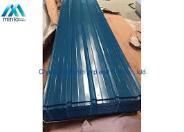 fireproof galvanized steel corrugated roof panel corrugated steel roofing sheets