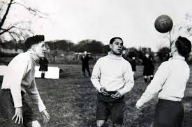 Remembering Tommy Best, the first black player to wear a Chester ...