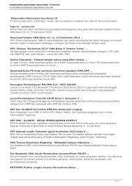 Soal, pembahasan, kunci jawaban pas/uas matematika wajib kelas 10 (x) semester 1 (gasal/ganjil) kurikulum 2013. Matematika Peminatan Sma Kelas 10 Download Silabus Sma Kelas 10 11 12 Kurikulum 2013 Materi Pdf Document