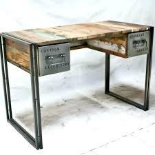 industrial style office desk. Industrial Style Office Furniture Desk Medium Size Of Modern F