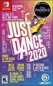 Just Dance 2020 Nintendo Switch Standard Amazon Com
