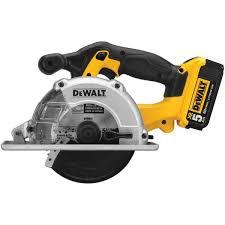 dewalt skil saw. dewalt 20v max* lithium ion metal cutting circular saw dewalt skil