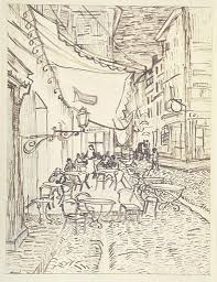 <b>Café Terrace</b> on the Place du Forum — Google Arts & Culture