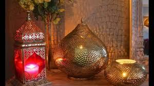 Moroccan Decor Moroccan Lanterns Moroccan Decor Hd Youtube