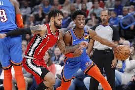 Portland trail blazers draft picks. Portland Trail Blazers Vs Oklahoma City Thunder Game Day Preview Blazer S Edge