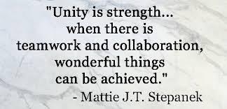 Unity Quotes Impressive In Unity Quotes Aiyoume