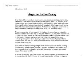 sample argumentative essay contemporary depict example of essays  sample argumentative essay contemporary depict example of essays 7 academic argument examples writing