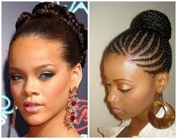 Black Braided Bun Hairstyles African Braided Bun Hairstyles Black Braided Bun Hairstyles Bun