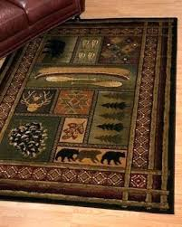 cabin western rugs 8x10 area rug furniture direct