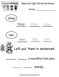 Free Printable Kindergarten Worksheets Color Name Counting To 1 ...