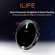 <b>ILIFE Best Wet and</b> Dry Robot Vacuum Cleaner Camera Navigation ...