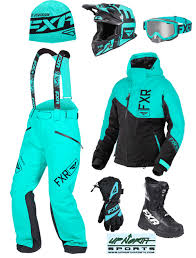 Staff Favorite Womens Fxr Fresh Outfit Mint