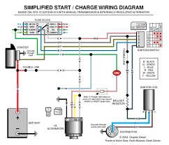 automotive alternator wiring diagram boat electronics automotive alternator wiring diagram